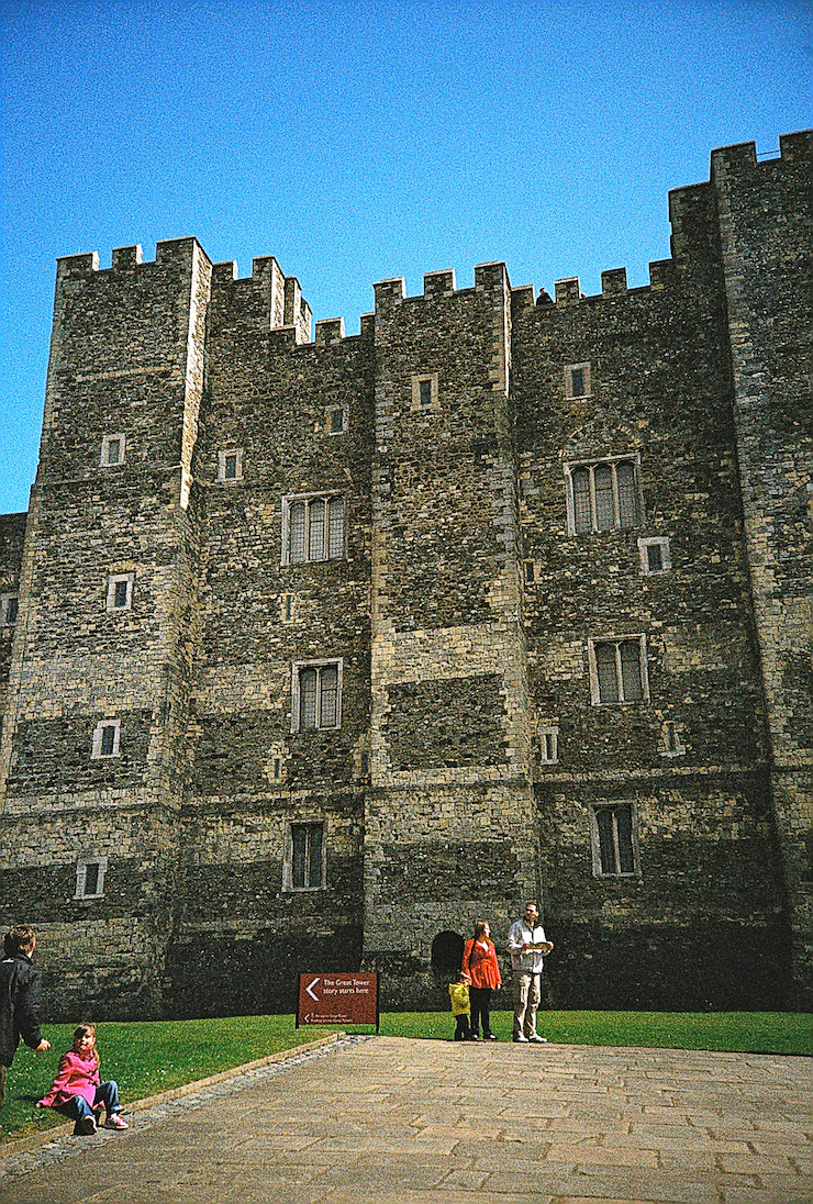 The Keep at Dover Castle